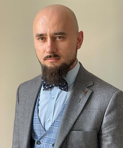 adw. Paweł Narkun-Kletz Wicedziekan